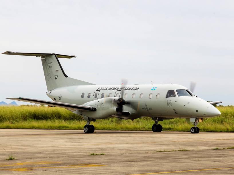 E-120 – C-97 da frota de operações da FAB