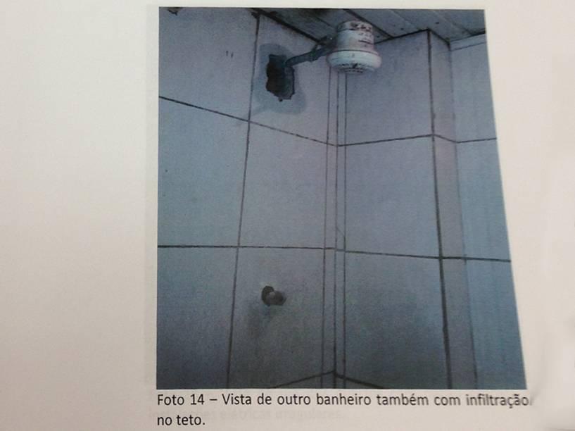 Banheiro do Hotel Lucas