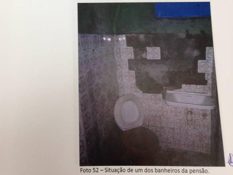 Foto anexadas ao inquérito do Ministério Público que investiga as irregularidades nos hotéis conveniados