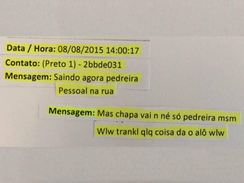 Policial do Bope avisa a traficantes do CV sobre operação no morro de facção rival