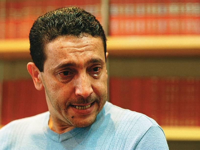 Entrevista com Sérgio Gomes da Silva, o Sombra. O empresário foi acusado de ser o mandante do assassinato do prefeito de Santo André, Celso Daniel