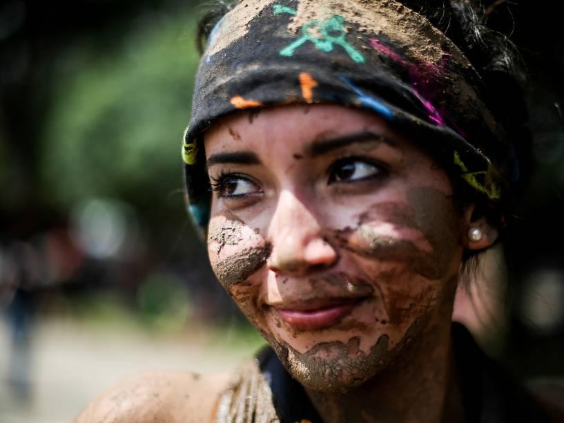 Bravus Race inspirada no treinamento do exército americano, competição foi realizada no Jockey Club de São Paulo, neste domingo (20)