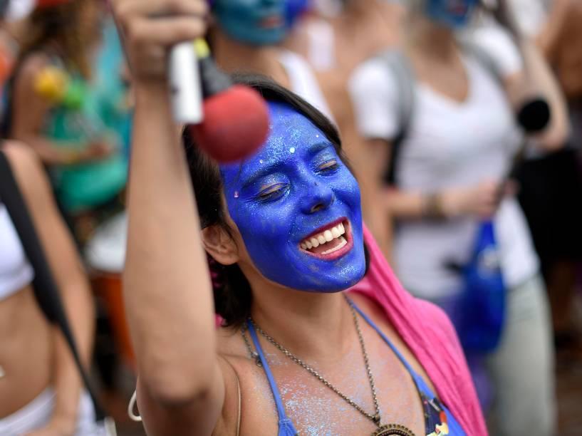 Bloco Pena de Pavão de Krishna em Belo Horizonte
