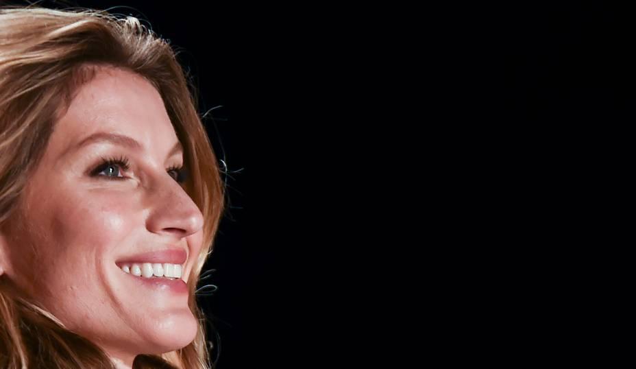 Gisele Bündchen completa 20 anos de carreira