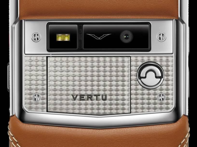 Smartphone da Bentley: produção limitada a apenas 2.000 unidades