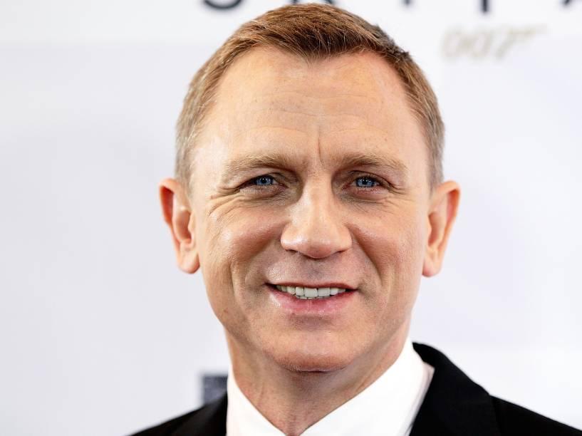 Daniel Craig no lançamento do filme 007 - Operação Skyfall em Sydney, na Austrália, em 2012