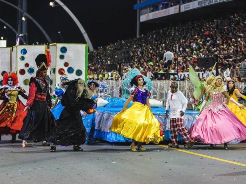 Com o enredo´Sonhadores do Mundo Inteiro: uni-vos´, a Império de Casa Verde traz à passarela do samba paulistano os sonhos de liberdade e infantis