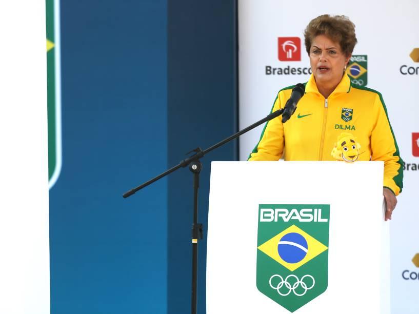 Dilma Rousseff faz discurso anti-corrupção em propaganda eleitoral - 09/09/2014