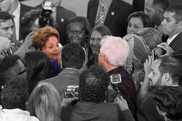 Dilma tieta Aguinaldo Silva