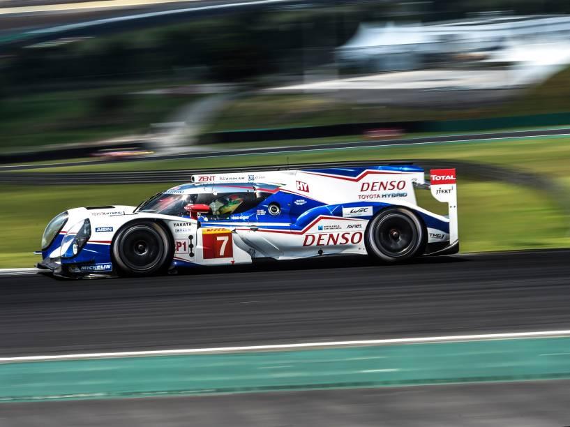 Carros de Le Mans competem nas 6h de São Paulo no autódromo de Interlagos