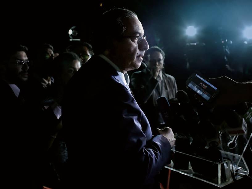 Eduardo Cunha afastado da Câmara