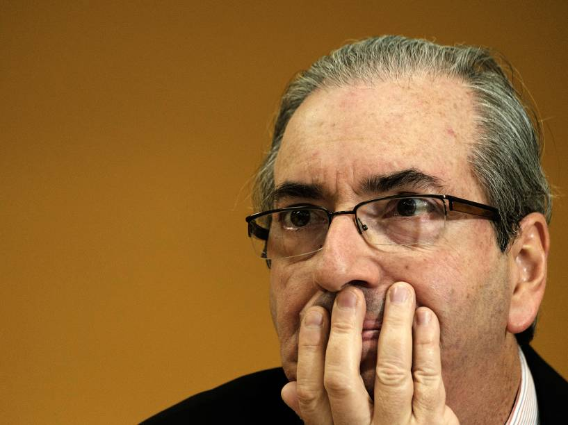 Eduardo Cunha, ex-presidente da Câmara dos Deputados