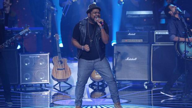 Com Marquinho OSócio do The Voice Brasil no vocal, a Eletronaipe conseguiu 77% dos votos dos espectadores