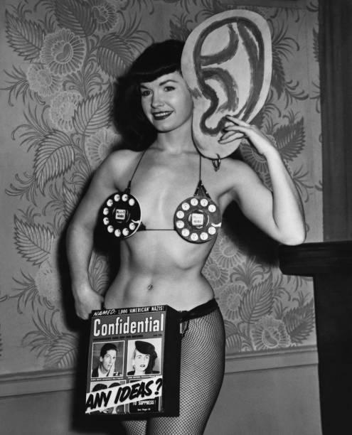 Betty Page em 1940