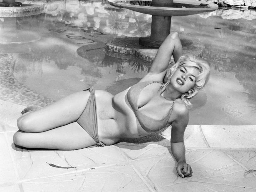 Jayne Mansfield em 1955