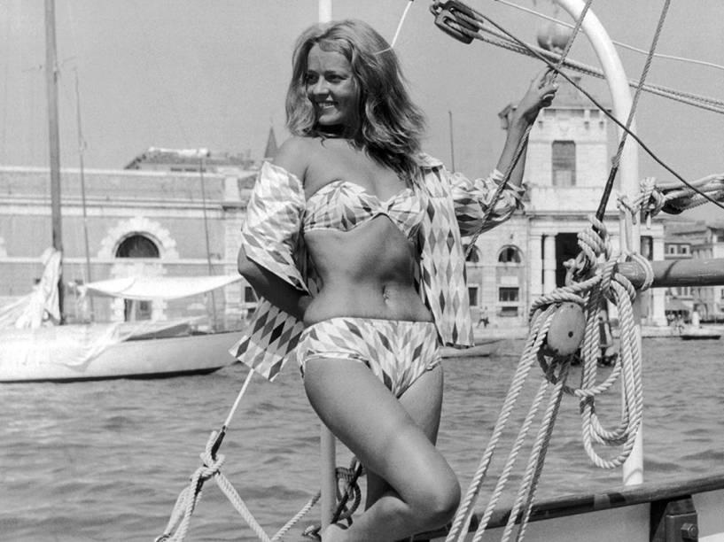 Jeanne Moreau em 1958