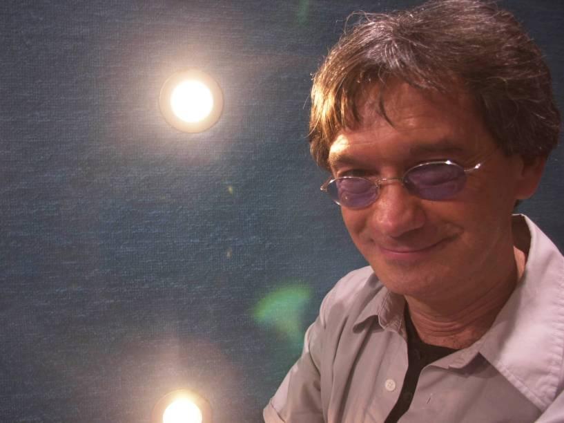 Serginho Groisman em 2003