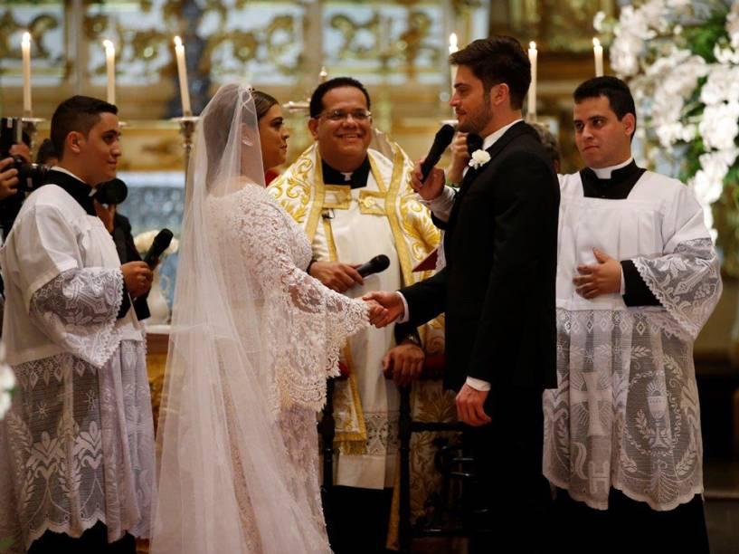 Cerimônia de casamento de Preta Gil e Rodrigo Godoy