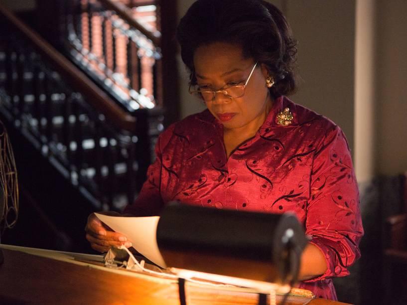 O filme Selma conta com a participação de Oprah Winfrey