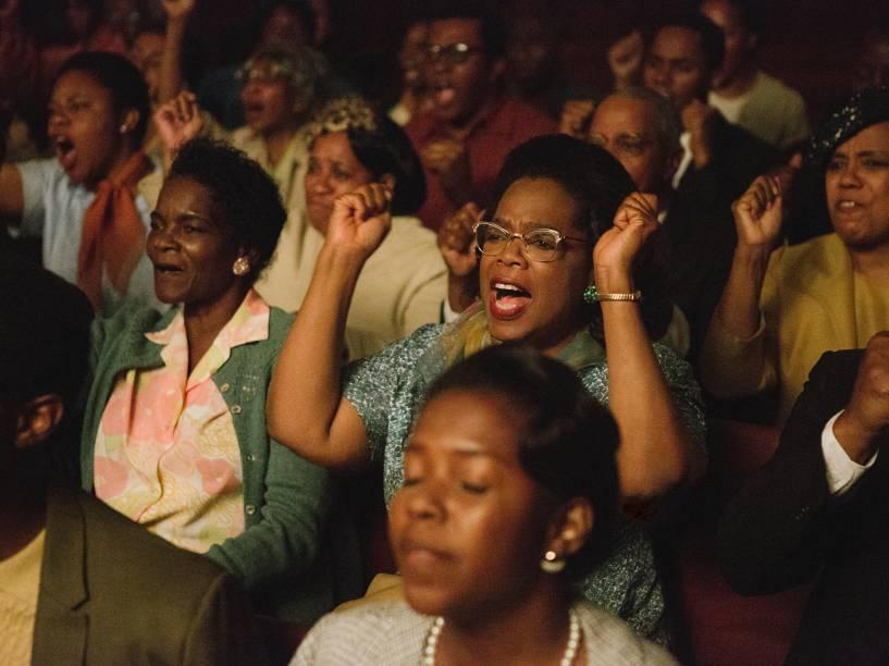 Cena do filme Selma