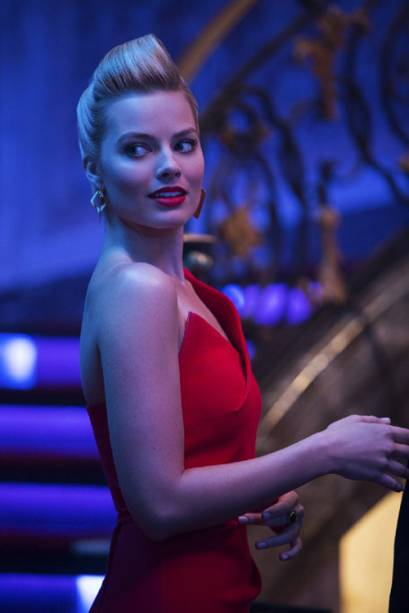 Margot Robbie interpreta Jess no filme Golpe Duplo