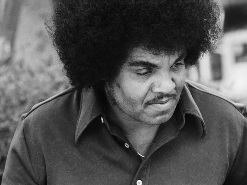 Joe Jackson, em 1972
