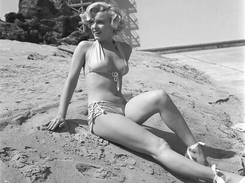 Marilyn Monroe em 1951