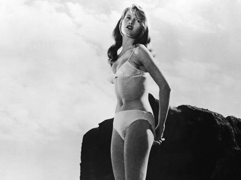 Brigitte Bardot em 1958