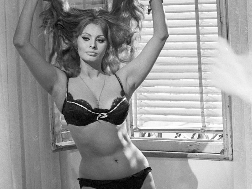 Sophia Loren em 1963