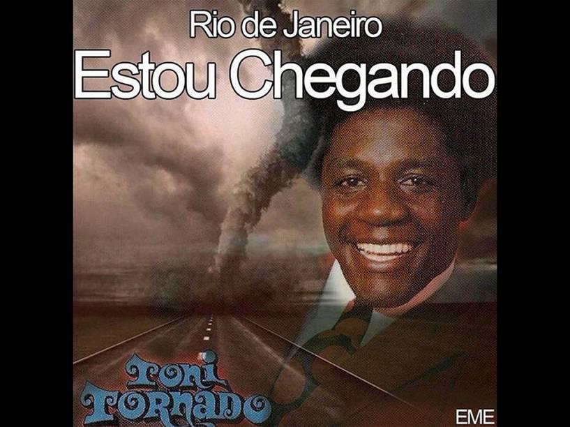 Piada sobre o ciclone previsto no Rio de Janeiro
