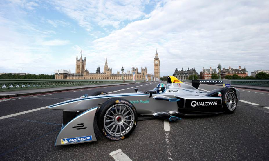 A última prova da temporada da Fórmula E será realizada em Londres
