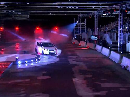 Focus RS: tração integral e câmbio manual de seis marchas
