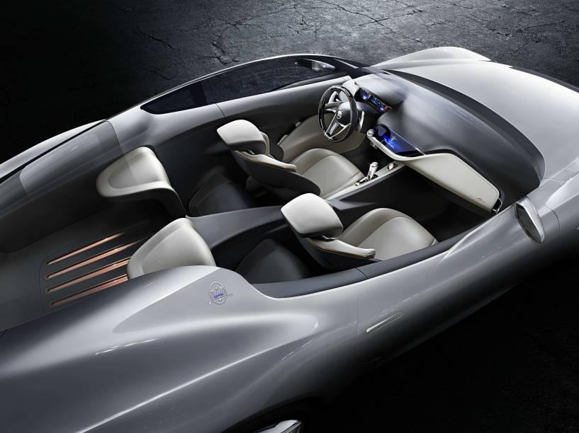 Maserati Alfieri chega em 2016 provavelmente em duas versões, cupê e conversível