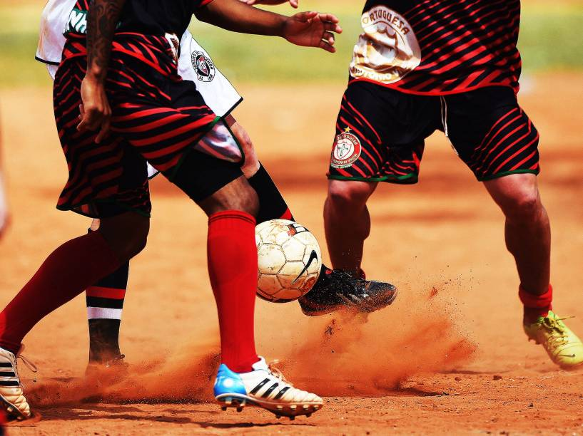 Final da Copa Leidiane de 2014, torneio amador na zona leste de São Paulo