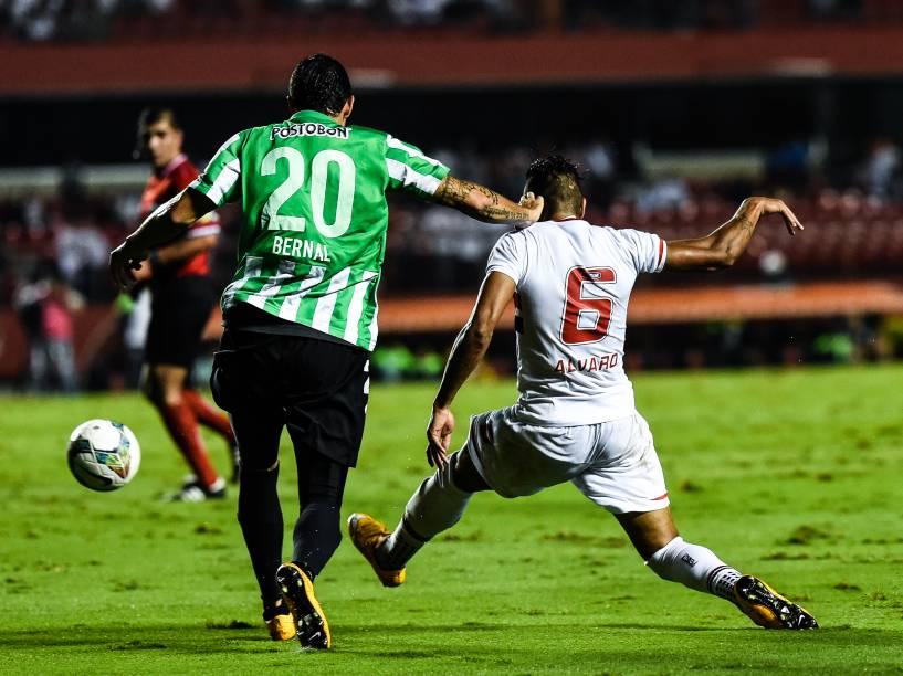 São Paulo vence, mas é eliminado nos pênaltis pelo Atlético Nacional (COL), no Morumbi