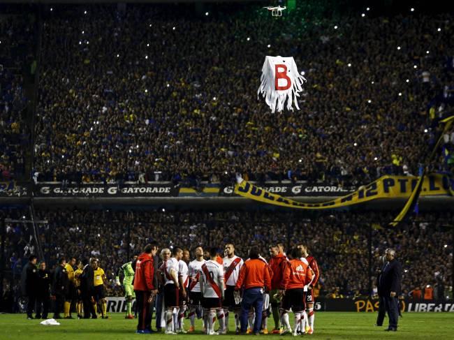 Copa Libertadores: Boca Juniors x River Plate