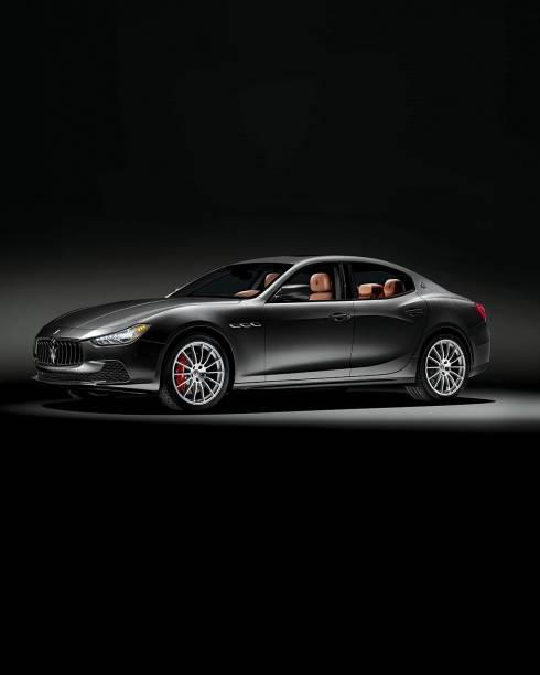 Maserati Ghibli no natal da Neiman Marcus