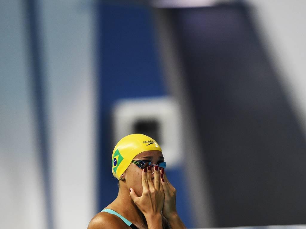 As melhores fotos da Natação nos Jogos Pan-Americanos de Toronto