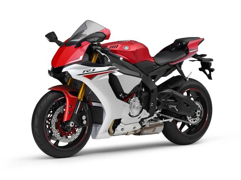 Moto YZF-R1 da Yamaha