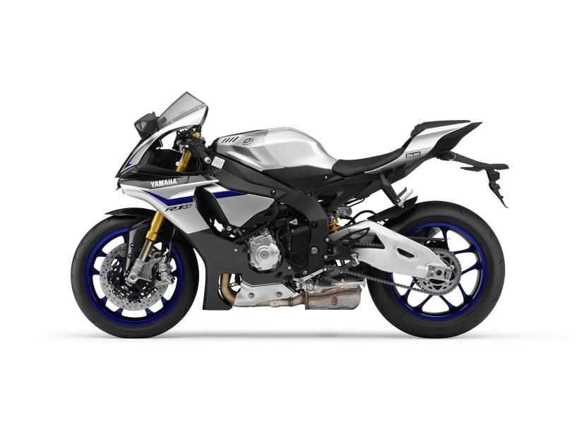 Moto YZF-R1M da Yamaha