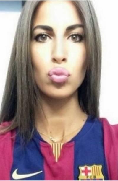 Elisabeth Martínez, advogada apontada pela imprensa espanhola como nova namorada de Neymar