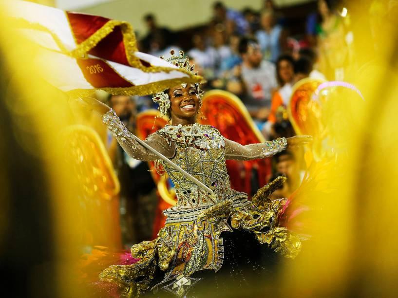 Estácio de Sá abre a primeira noite do grupo especial do Carnaval do Rio de Janeiro com o samba enredo sobre São Jorge