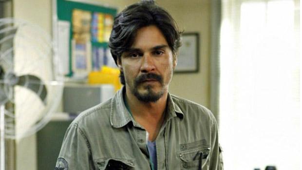 Etevaldo, personagem de André Gonçalves que terá teretetê com Leonardo (Klebber Toledo)