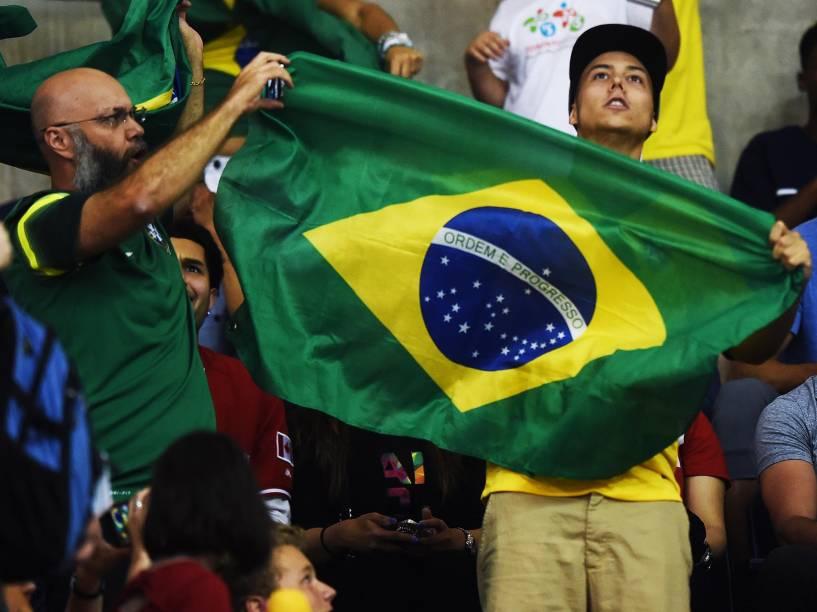 Brasil x Canadá na final masculina do Pan