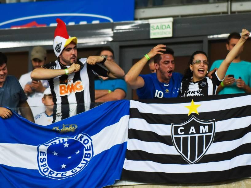 O Atlético Mineiro é campeão da Copa do Brasil pela primeira vez. O Galo derrotou o Cruzeiro por 1 a 0 no Mineirão e levou o título e a vaga na Libertadores 2015