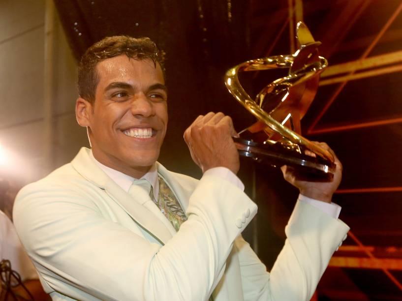 Marcello Melo Jr. campeão da Dança dos Famosos 2014