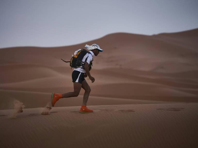 O desafio é sem dúvida a competição de corrida mais difícil  e exigente da Terra