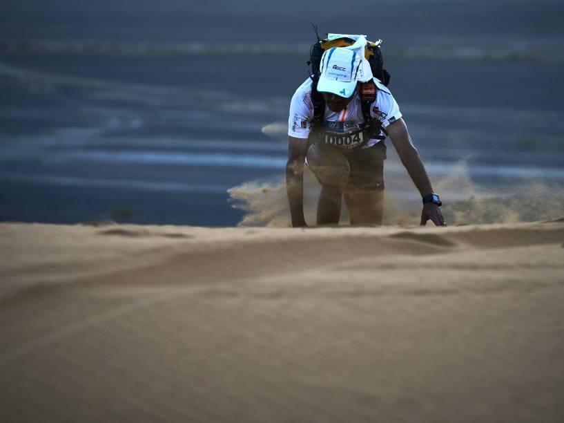 A Maratona das Areias, disputada no deserto do Saara, sul do Marrocos, chega à 31ª edição