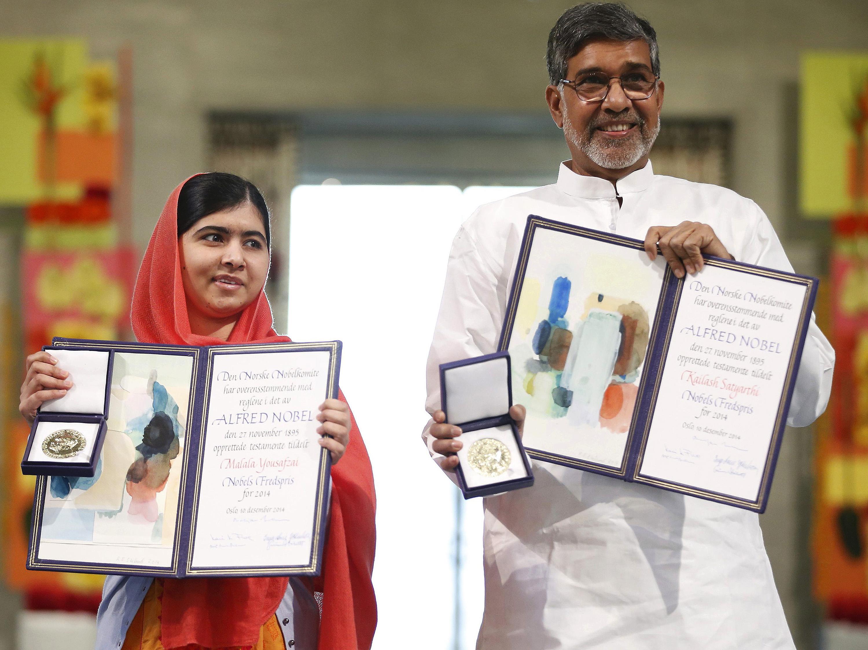 Os últimos dez ganhadores do Nobel da Paz | VEJA