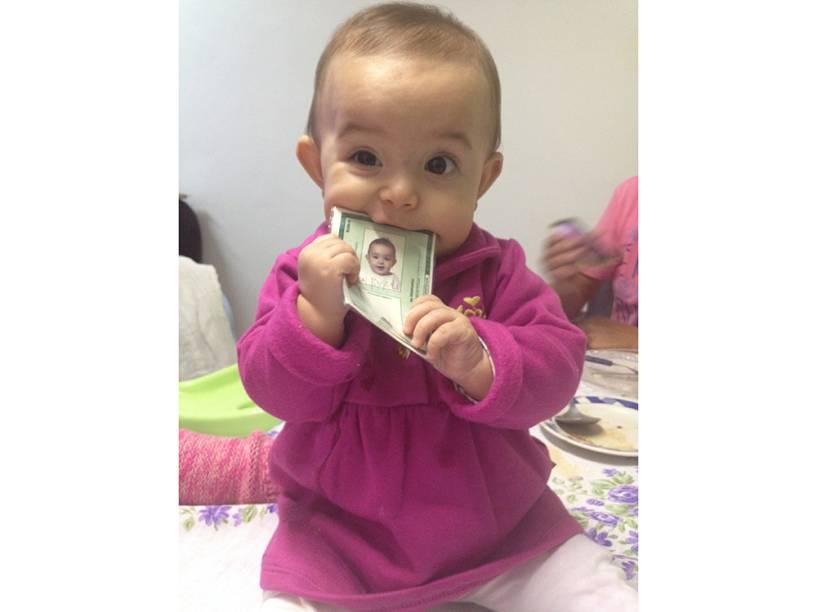 Mais de 280 mil crianças de até três anos tiraram o RG nos postos do Poupatempo, em São Paulo, entre janeiro de 2014 e maio de 2015